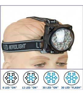 Linterna Multifunción Frontal 30