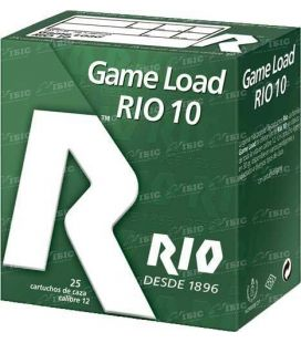 10 cajas Rio 10 Game Load 30gr