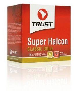 10 cajas Trust Super Halcón 36