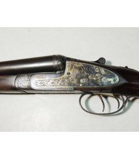 Escopeta paralela Arrieta de segunda mano