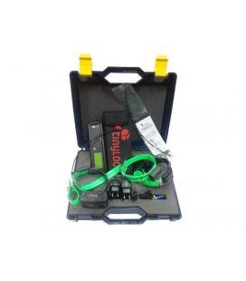 Kit especial maletín localización GPS + Radio Tracking 3 Collares 433-434 MHz