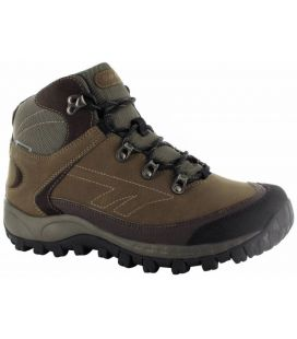 Bota HI-TEC Quest Hike WP Dark Chocolate