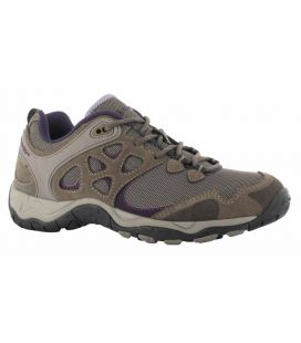 Deportiva HI-TEC Alchemy Lite WP Taupe/Warm Grey/Wine