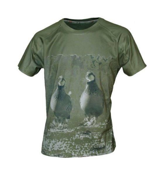 Camiseta 456 Perdices