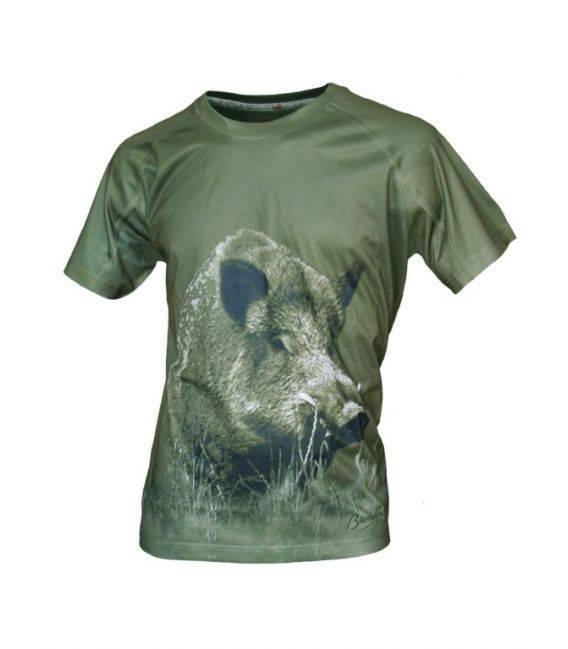 Camiseta BENISPORT Jabalí