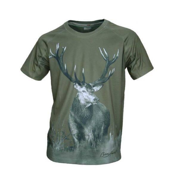 Camiseta 458 Ciervo