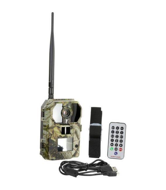 Num'Axes Trail Cam con envío de SMS/Mail