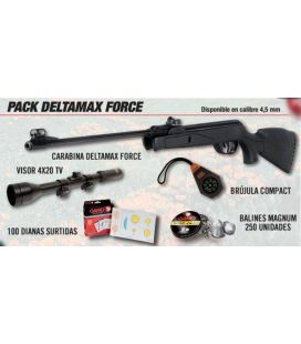 Pack Deltamax Force