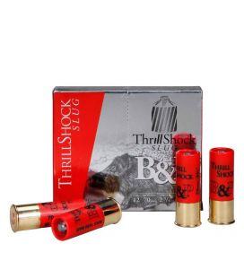 Cartuchos caza BP bala Thrill Shock