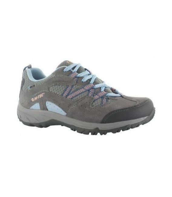 Zapatillas Trekking Hi-Tec CELCIUS WP Gris/ Azul