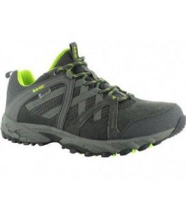 Zapatillas de Trekkikg Hi-Tec ACCELERATE WP Gris/ Lima