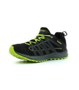 Zapatillas de Trekking Hi-Tec SENSOR TRAIL LITE Gris/Lima