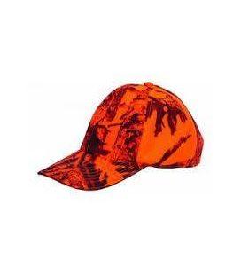 Gorra Gamo Safe Naranja Camo