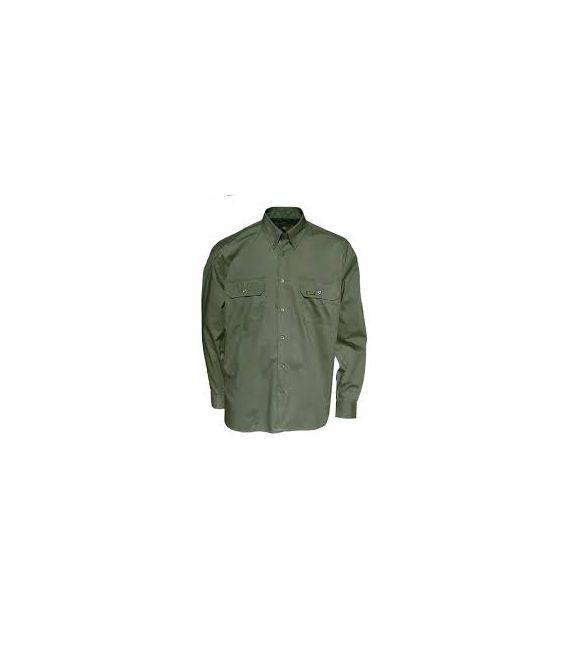 """Camisa """"Solid Green"""""""