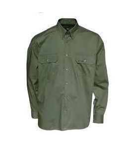 "Camisa ""Solid Green"""