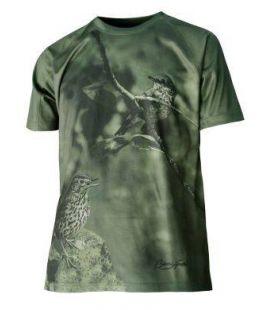 Camiseta 463 Zorzal