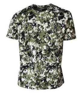 Camiseta m/corta Pixelado