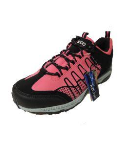 Zapato de montaña mujer +8000 fucsia
