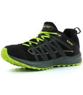 Zapatillas Trekking HI-TEC Sensor Trail Lite Black