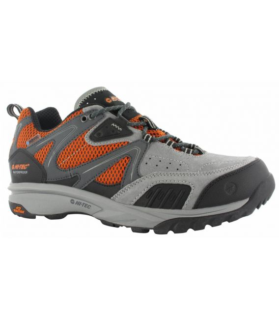 Zapatillas Trekking HI-TEC Razor Low WP Charcoal