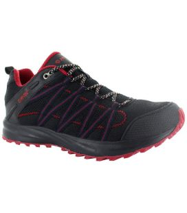 Zapatillas Trekking HI-TEC Sensor Trail Lite Black/Red