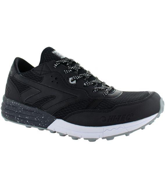 Zapatillas Trekking HI-TEC Badwater Black/White