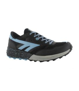 Zapatillas Trekking HI-TEC Badwater Black/Forget me not