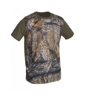Camiseta Benisport Sublimación Zorzal