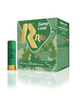 Caja de cartuchos para caza Rio 10 Game Load 30gr.