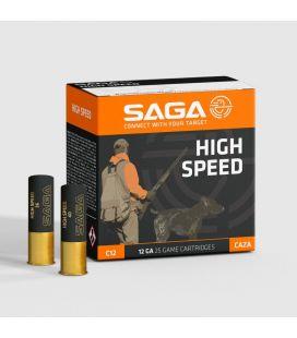 Caja de cartuchos para caza Saga High Speed 36 gramos