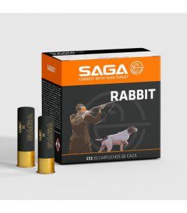 Caja de cartuchos para caza Saga Rabbit 32 gramos