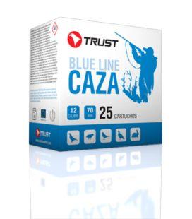Caja de cartuchos para caza Trust-3 blanco transp. 32 gr.