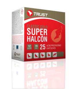 Caja de cartuchos para caza Trust Super Halcón 36 gr.