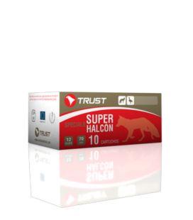 Caja de cartuchos para caza Trust Super Halcón 00 Cobreado