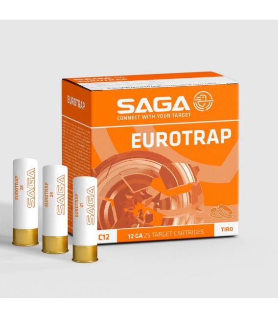 Cartuchos Saga Eurotrap 28