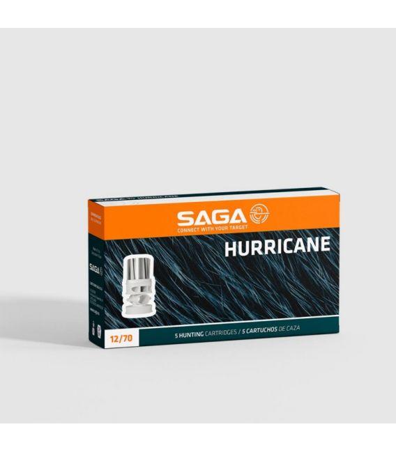 Cartuchos caza Saga Bala Hurricane