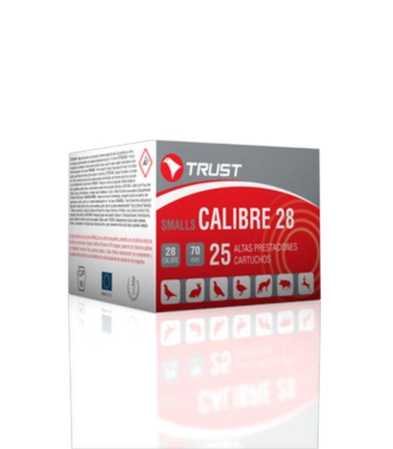 Cartuchos Trust Calibre 28