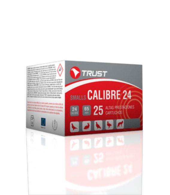 Cartuchos Trust calibre 24