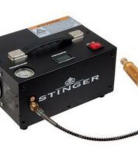 Compresor Stinger portátil 12V/220V