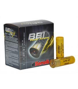 Caja de Cartuchos para caza BBI PXC20