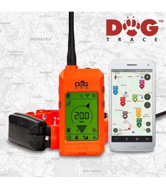 Collar Localizador GPS DOGTRACE X30