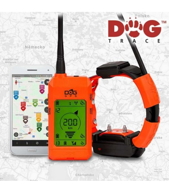 Collar Localizador GPS DOGTRACE X30-T (Con módulo educativo)