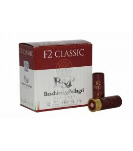 Caja de Cartuchos B&P F2 Classic