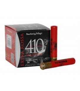 Cartuchos B&P calibre 410 Magnum 21 gramos