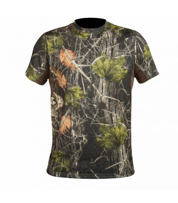 Camiseta HART Crew-S Forest