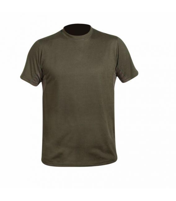 Camiseta HART Crew-S Verde Oliva