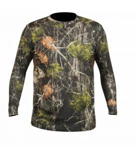 Camiseta HART Crew-L Forest