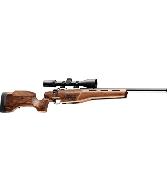 Rifle SAKO QUAD RANGE con rosca