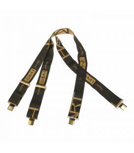 Tirantes HART Metal Clips Suspenders
