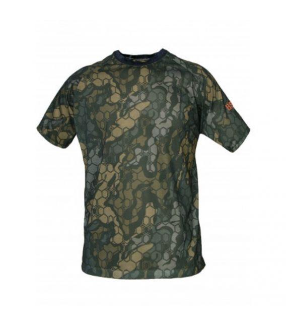Camiseta BENISPORT Técnica Tundra M/C